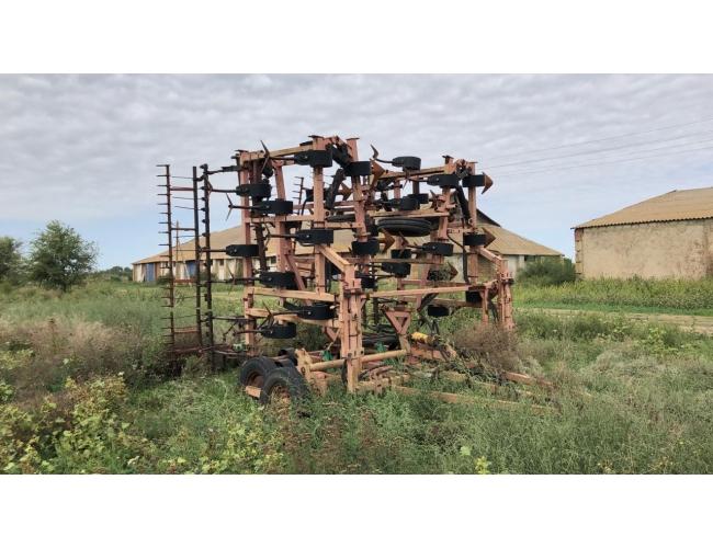 Культиватор КШУ-12